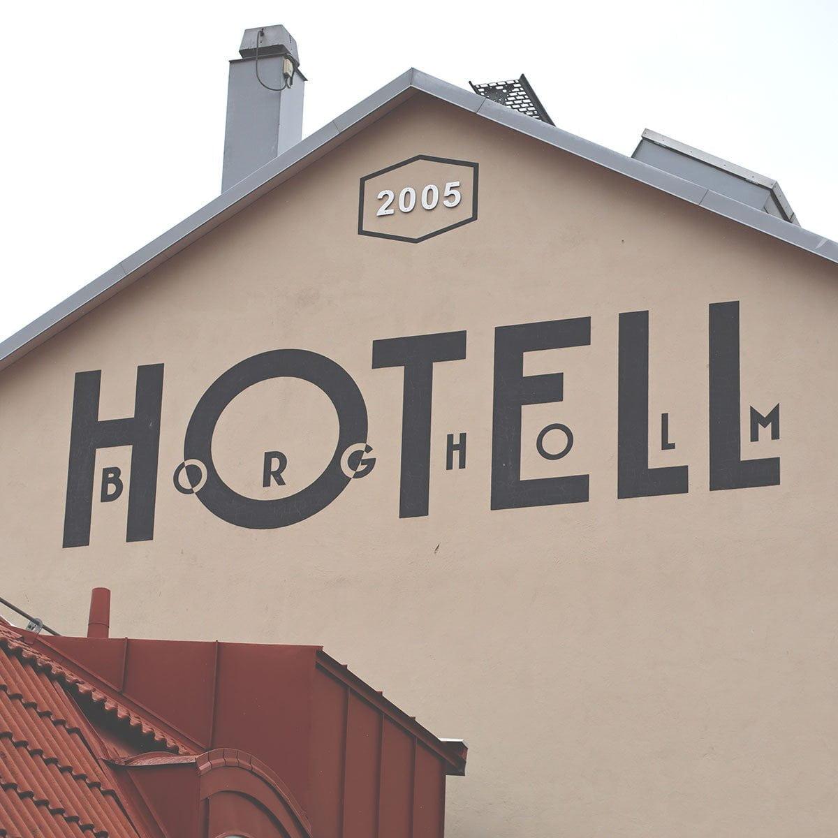 hotell borgholm nyår