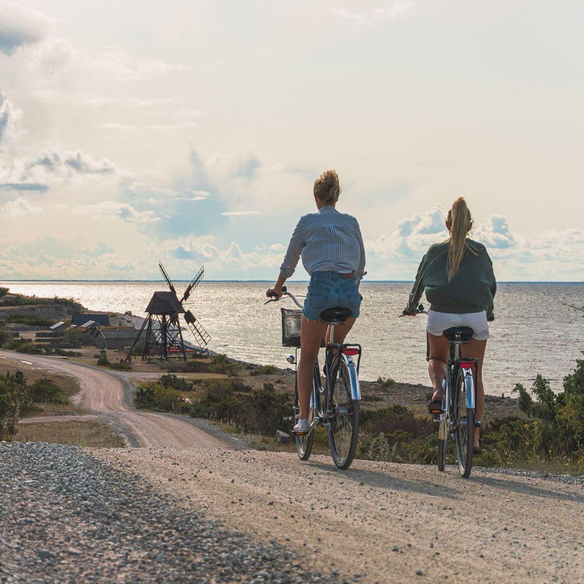 Vandra- & cykla på Öland